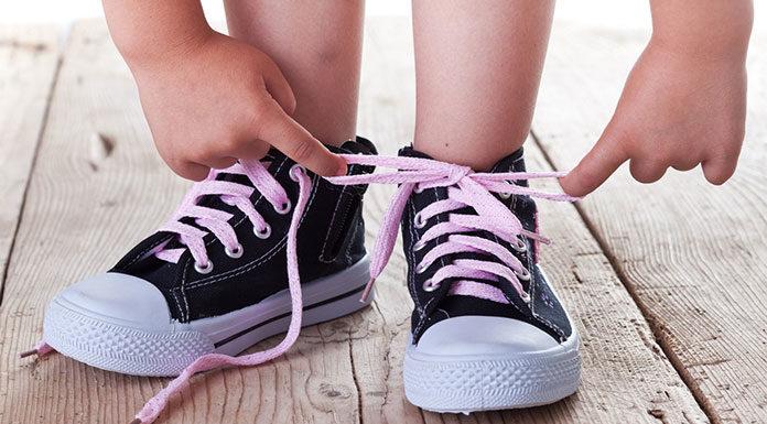 Pierwsze buty naszego dziecka