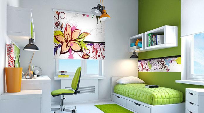 Kolorystyka w pokoju dziecięcym