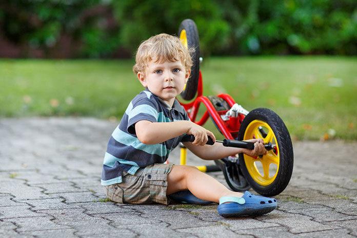 Pierwszy rowerek dla Twojego dziecka