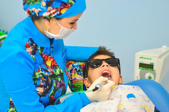 Zdrowe zęby od samego początku!