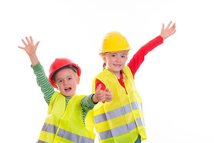 Wycieczka z przedszkolakami a odblaski – zadbaj o bezpieczeństwie całej grupy!