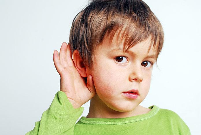 Wspieranie rozwoju percepcji słuchowej u dziecka