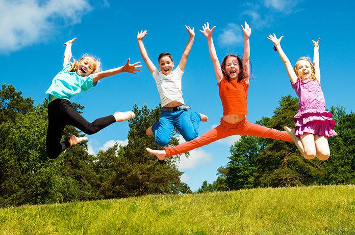 Jak zachęcić dzieci do zabawy na świeżym powietrzu?