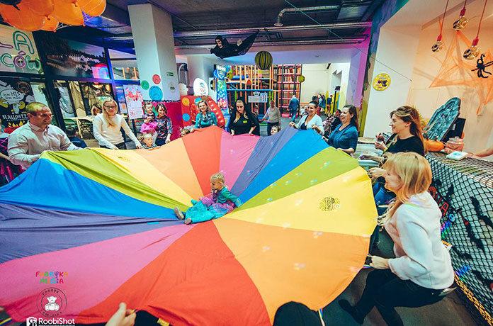 Bajkowe urodziny dla dzieci w Białymstoku