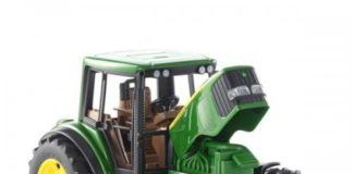 traktor leśny Bruder