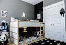Nowoczesny pokój dla dwóch chłopców w bloku - jakie meble dziecięce dwuosobowe wybrać