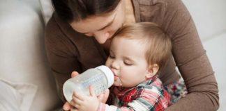 Mleko modyfikowane w rozszerzaniu diety dziecka po 6. miesiącu życia