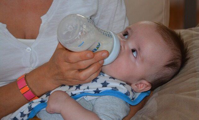 butelka dla noworodka