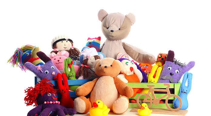 Bezpieczne zabawki dla najmłodszych